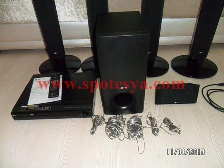 LG ht-1000ev (850w 5.1) 5+1 ev sinema sistemi (2)