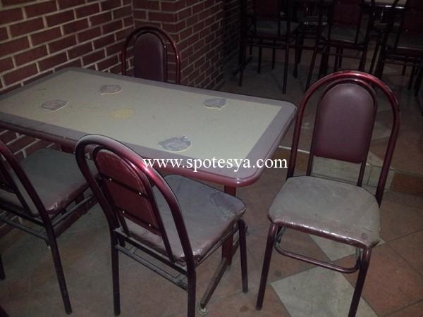 ikinci el masa sandalye