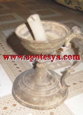 antika mumluk