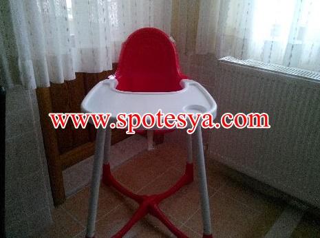 ikinci el mama sandalyesi