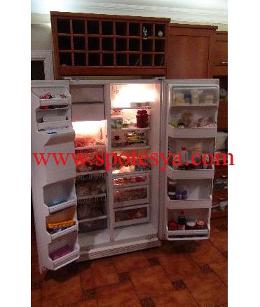 general electric gardrop tipi buzdolabı
