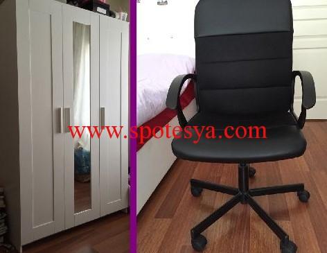 ikinci el ofis sandalye