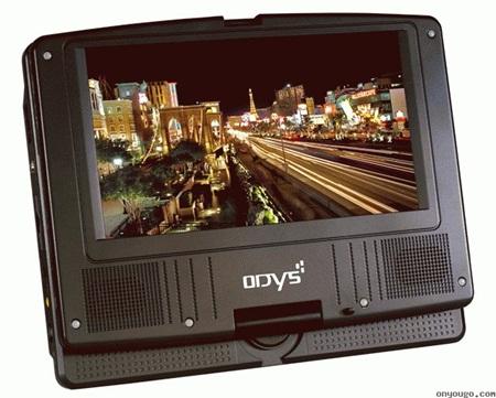 ODYS marka PDV-67003 DVB-T portatif dvd