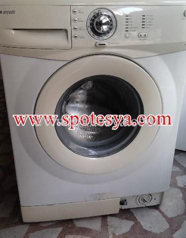 ikinci el 5,5 kiloluk öğrenciye çamaşır makinesi