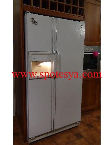 ikinci el general electric gardrop tipi buzdolabı
