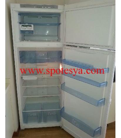 kullanılmış sorunsuz profilo buzdolabı