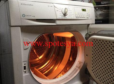 sıfır ayarında electrolux kurutma makinesi