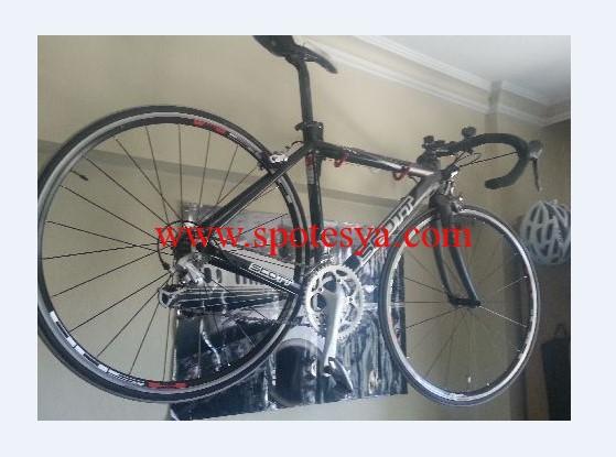 kullanılmış yarış bisikleti