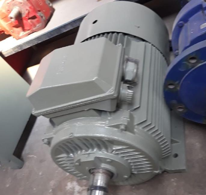 2.el 55 Kw 1500 Devir Motor sorunsuz sapasağlam