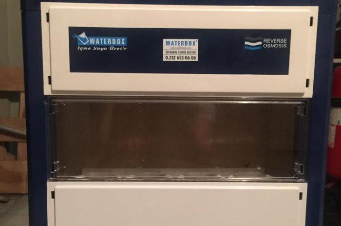 2.el Waterbox İçme Suyu Arıtıcısı