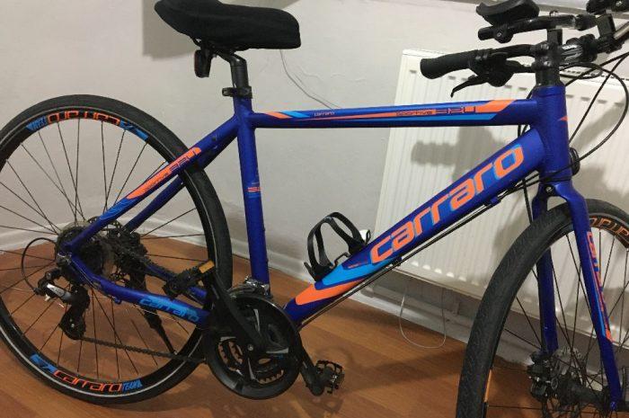 Sağlam sorunsuz garantisi yeni bitmiş sıfır gibi dağ bisikleti