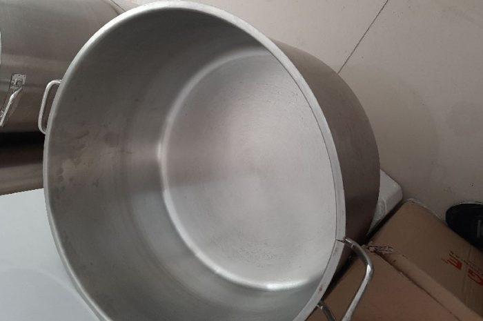 94 litre öztiryakiler sanayi tipi tencere