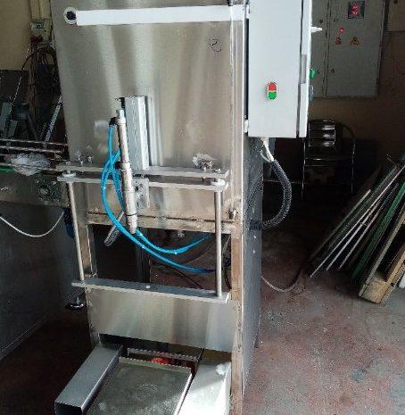 500 gr ile 30 kg arasında paslanmaz krom sıvı dolum makinesi