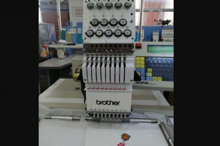9 iğneli 1000 devirli nakış makinesi az kullanılmış tertemiz