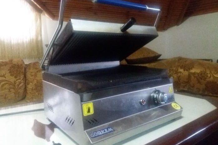 ikinci el sanayi tipi tost makinesi